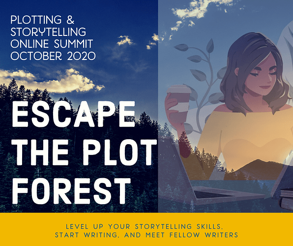 Escape the plot forest